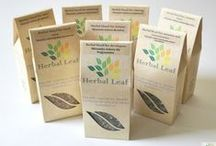 Our herbal bends and herbs
