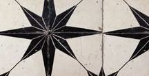 Tiled Walls & Floors / Patterns made by repeated images
