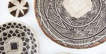 Baskets of Substance / Coiled, plaited, or knotted baskets from around the world