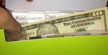 Money, Budgets an Organized Life