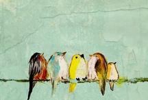 On Birds Wings