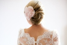 Wedding Day Hairstyles / Hairstyles for your wedding day.  / by Rustic Wedding Chic