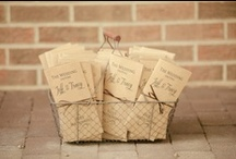 Rustic Wedding Stationery & Paper / Stationery and paper for your rustic wedding.