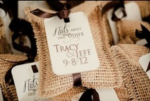 Rustic Wedding Favors / Rustic wedding favors for your rustic or country wedding from rusticweddingchic.com