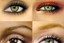 makeup tricks / by Rita Shellenberger McPeek
