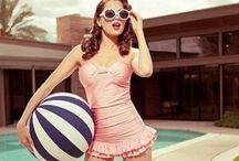 Bathing suits / Retro, quirky, classic, boat hippy...