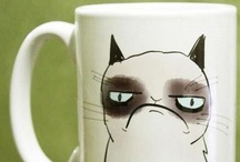 Lovely Mugs / These mugs are anything BUT ugly! In fact, we think they're down right lovely!