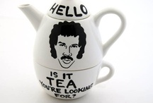 Hello, is it Tea you're looking for? / Who doesn't love a hot cup of tea? Or a brand new, custom-painted teapot for that matter?