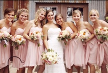 Pink Wedding Theme / by Rustic Wedding Chic