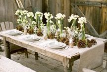 Rustic Wedding Table Decorations / Rustic wedding tables for your rustic or country wedding from rusticweddingchic.com / by Rustic Wedding Chic