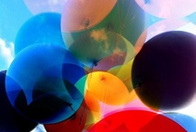 Balloons / There's just something about balloons that makes me happy... / by Caro :)