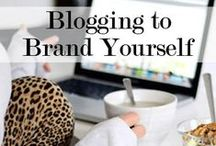 Blogging Bound! / Ideas for my website and social media ~ another passion of mine!