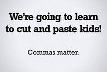Greatly Good Grammar / because correct language usage can make all the difference . . .