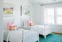 Little rooms / Adorable rooms for those little people in our lives :)