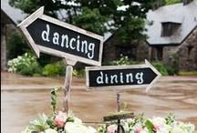 Wedding Signs / by Rustic Wedding Chic