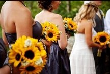 Sunflower-Themed Wedding