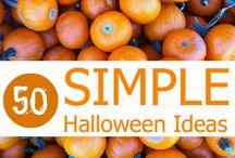 Fall/Halloween/Thanksgiving