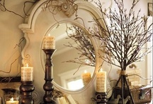 Mantel Decor / by Amelia Scott