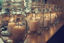 Mason Jar Wedding Ideas / Every country wedding needs a few mason jars to make the day complete. See all of the best mason jar ideas for your wedding. We love wedding mason jars!