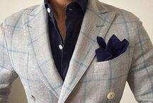 Men's Suiting / Men's suits and tuxedo's.