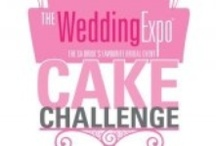The Wedding Expo Cake Challenge / The Wedding Expo holds a competition for the those who make cakes - both professional and novice - to enter the wedding cake competition!