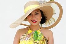 Kentucky Derby & Gold Cup Equestrian Style / What to Wear to Gold Cup, Kentucky Derby, Preakness & Polo Races