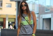 Street style....