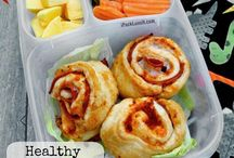 Back to school lunches / School lunches that will satisfy middle school aged children