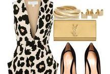 Animal Print Fashion / Animal Print shoes, handbags, dresses, tops, & outfits