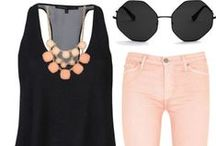 Work Style and Casual Style / by Victoria Harris
