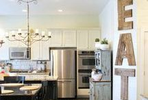 cozy kitchens / by Charlotte Muir