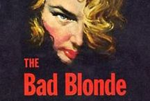 Autour des ''Blondes'' / Afin de souligner la sortie du roman Les Blondes d'Emily Schultz, il peut être amusant de montrer combien les blondes fascinent et terrifient à la fois et ce, depuis longtemps... Pour en savoir plus : http://www.editionsalto.com/fiche.php?no_livre=697