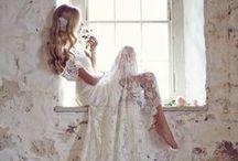 Wedding Dresses / Beautiful, inspiring dresses