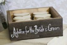 Wedding Memories / Cute little ways to remember your big day. / by The National Wedding Show