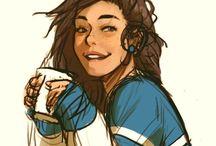 Comics / Favorite art...Dont judge me grama