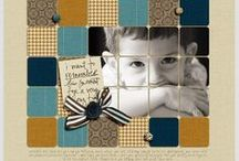 scrapbook layouts / by Maxine Woodward