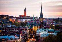 Scandinavian Adventure / by Kendall Joyce
