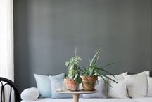 SHADES OF GREY / More than 50 shades of grey in furniture, interiors, paint colours & more #grey #warmgrey #coolgrey #interiors #greywalls #concrete #stone #furniture #upholstery #thedesignhunter
