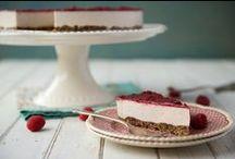 Raw and No Bake Desserts