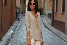Fashion for Women 50+ / Stylish looks for women over 50 years old.