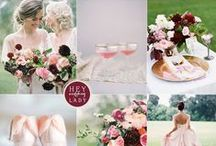 Winter Styled Shoot / Great ideas for a winter wedding.