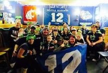 12th Man Homefield Photo Showdown / 12th Man pride around the Pacific Northwest!