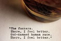 >>--> Bukowski <--<< / by Bitchface Fuckery