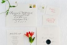 WEDDING STYLE MASHUP / Ideas and inspiration for planning an fantastic wedding!