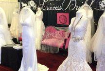 Bridal Shows / The Princess Bridal & The Bridal Extravaganza Houston