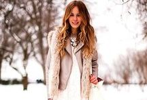 Winter Style for Women / Winter Looks for women to wear in the cold