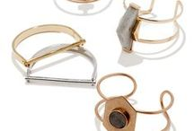 Jewelry / Necklaces, rings, earrings and bracelets from Sole Society / by Sole Society