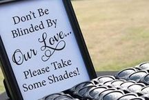 Fun Ideas For Your Guests / Here are some simple and fun ideas to get your guests involved on your wedding day!