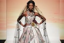 Wedding Dress Trends at White Gallery London 2015 - Ian Stuart / Ian Stuart unveils his latest collection on the runway at White Gallery 2015