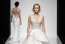 White Gallery London 2015 International Preview -  Wedding Dress Trends / Some of the finest international designers unveiled their collections at White Gallery London fashion shows...